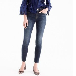 """9"""" HIGH-RISE TOOTHPICK JEANS"""